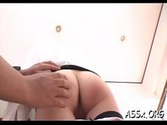 Cool hub video category asian_woman (308 sec). Sexual blowbang from japanese honey with butt plug.