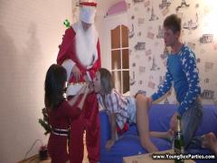 Cool youtube video category Young Sex Parties (180) sec. Christmas pre-fuckin(Ludmila, Masha).