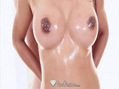 Sexy stream video category creampie (620 sec). PUREMATURE Massage fuck with busty asian MILF Tiffany Rain.