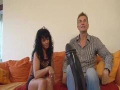 Adult romantic video category anal (1491 sec). Autsch!! Der Dildo Deal mit Gabi.