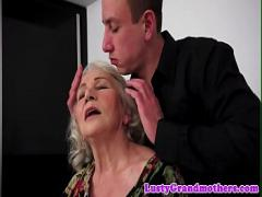 Download hub video category mature (375 sec). Beautiful old lady seduces her young lover.